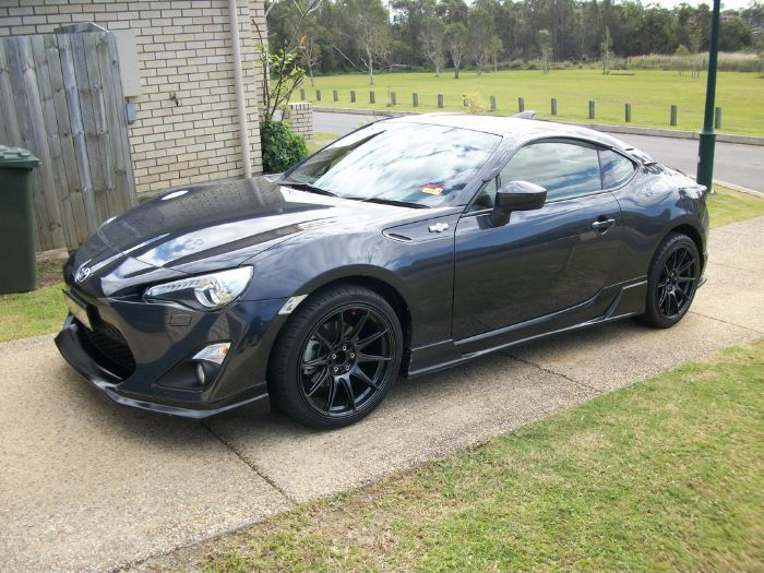 Kaos86 grey shadow toyota gt 86 forums uk page 1 for Toyota 86 exterior mods
