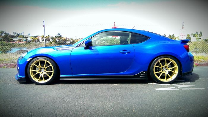 Where to get TWS T66-F? - Toyota GT 86 Forums UK - Page 1