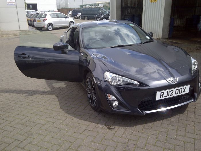 '86 owner from Derby/Notts - Toyota GT 86 Forums UK - Page 2