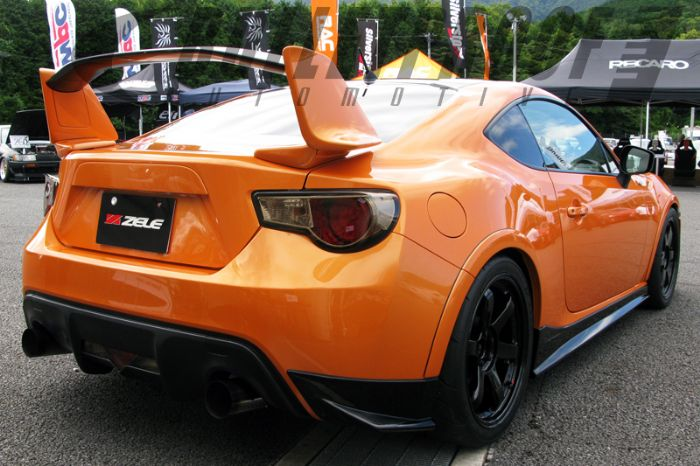 no aero kit in the uk toyota gt 86 forums uk page 2. Black Bedroom Furniture Sets. Home Design Ideas